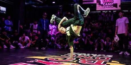 Red Bull BC One Cypher Switzerland Tickets