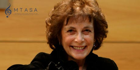 Piano Lecture-Demonstration and Masterclass with Virginia Black (UK) tickets