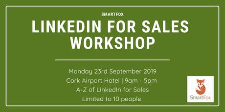 How to Use LinkedIn for Sales Training Workshop | Cork City tickets