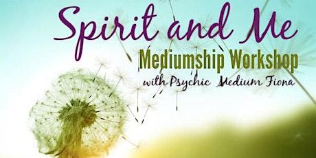 Advancing your Mediumship Workshop tickets