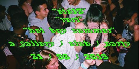 """"""" été19"""" - """"vert"""" - """"hot boy summer""""  tickets"""