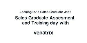 Venatrix - Sales Graduate Assessment and Training Day