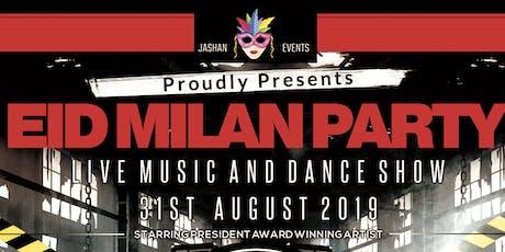Eid Milan Party tickets