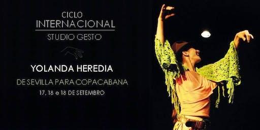 Ciclo Internacional Studio Gesto 2019 - Yolanda Heredia