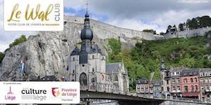 Dinant & croisière Dinant-Freyr avec château -...