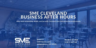 SME Cleveland Business After Hours