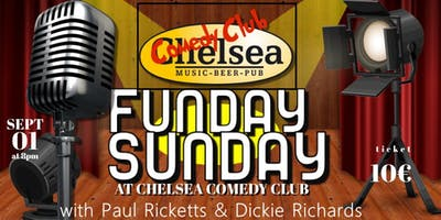 Sunday is Funday Comedy
