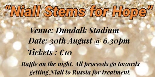 """A Night at the Races"" in aid of ""Niall Stems for Hope"""