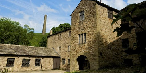 Heritage Open Day at Helmshore Mills Textile Museum (Rossendale) #HODs