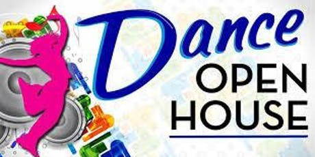 Open House of Dance  tickets