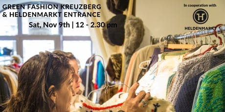 Green Fashion Tour Kreuzberg x Heldenmarkt Berlin tickets