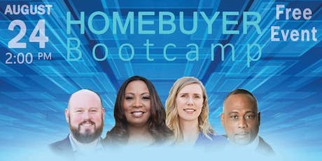 Homebuyers Bootcamp tickets