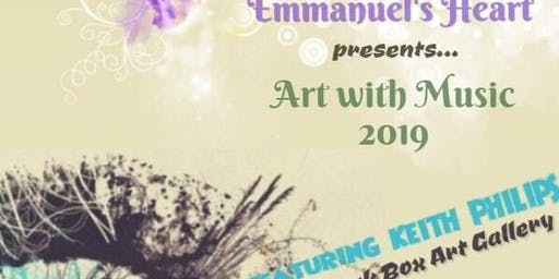 Art with Music 2019 for teens