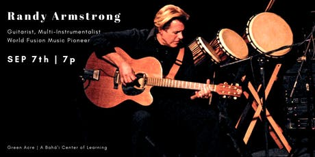 """ART SHOW & Concert by Randy Armstrong – """"Inherited Beauty"""" tickets"""