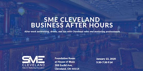 SME Cleveland Business After Hours tickets