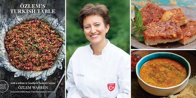Master Class: The Vegetarian Turkish Table with Ozlem Warren
