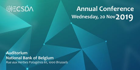 ECSDA 2019 Annual Conference tickets