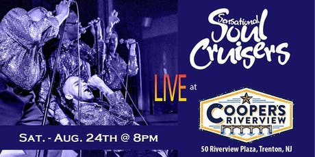 The Soul Cruisers at Cooper's Riverview! (Formerly KatManDu) tickets