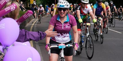 Prudential Ride London Surrey 100 2020 - NDCS Charity Entry