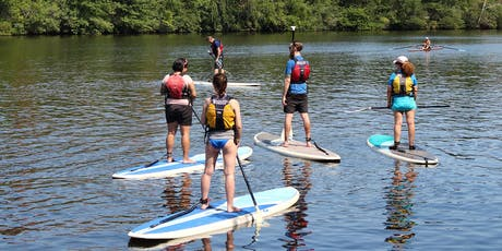 Evening Paddleboarding - Mixed Ability tickets
