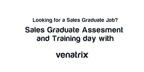 Venatrix - Sales Graduate Assessment and Training Day  tickets