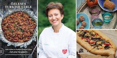 Master Class: A Turkish Feast with Ozlem Warren
