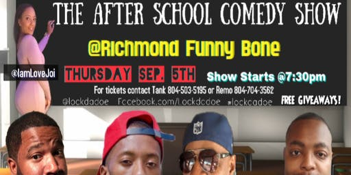 LockDaDoe Presents: The After School Comedy Show
