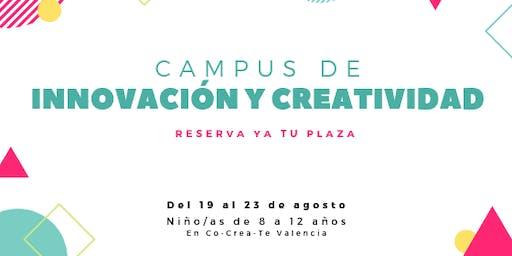 CAMPUS DE INNOVACIÓN Y CREATIVIDAD