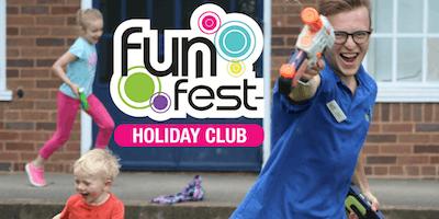 Fun Fest Holiday Club: Discovery Session - Eton