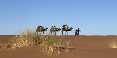 Alice Morrison: Walking Morocco's Draa River (GLASGOW)