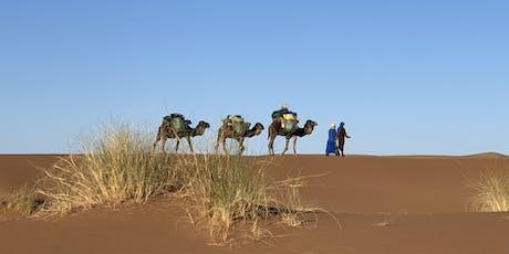 Alice Morrison: Walking Morocco's Draa River (EDINBURGH) tickets