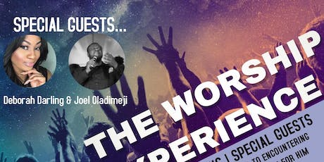 The L2O worship experience  tickets