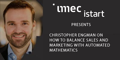 Imec.istart invites: ' Automated Marketing Resource Allocation'