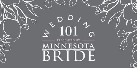 Minnesota Bride Wedding 101 tickets