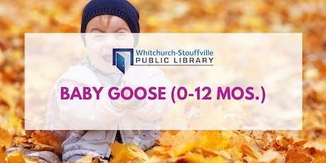 Baby Goose (0-12 mos.) tickets