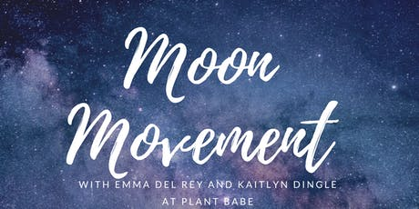 Moon Movement  tickets