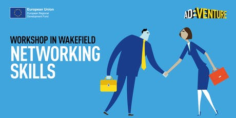 Adventure Business Workshop in Wakefield - Networking Skills tickets