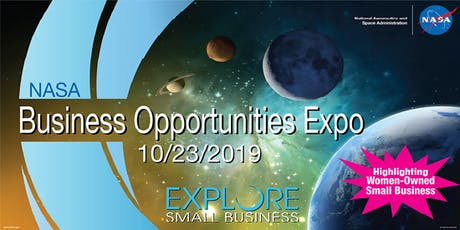 NASA Business Opportunities Expo 2019 - ATTENDEE  tickets