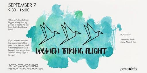 Women Taking Flight