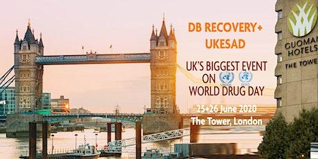 DB Recovery+ UKESAD 2020 tickets