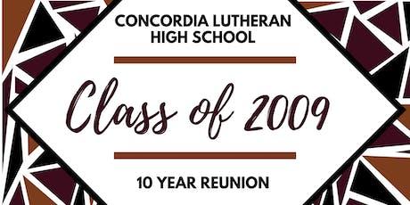 CLHS Class of 2009 Reunion  tickets