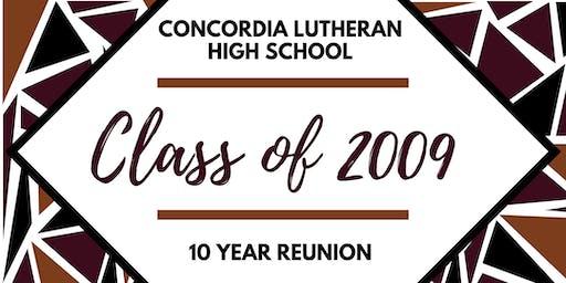 CLHS Class of 2009 Reunion