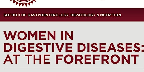 2020 Women in Digestive Diseases: At the Forefront tickets