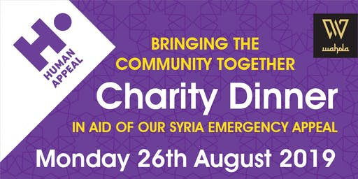 Wahda & Human Appeal - Bringing the Community Together