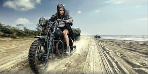 Women On Wheel