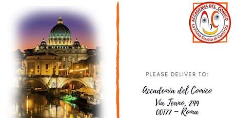 Open Day sede di Roma biglietti
