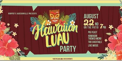 Hawaiian Luau Party