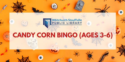 Candy Corn Bingo (ages 3-6)