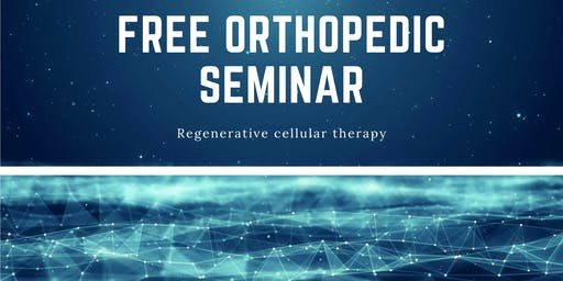 Free Stem Cell Seminar & Lunch
