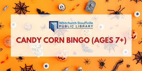Candy Corn Bingo (ages 7+) tickets